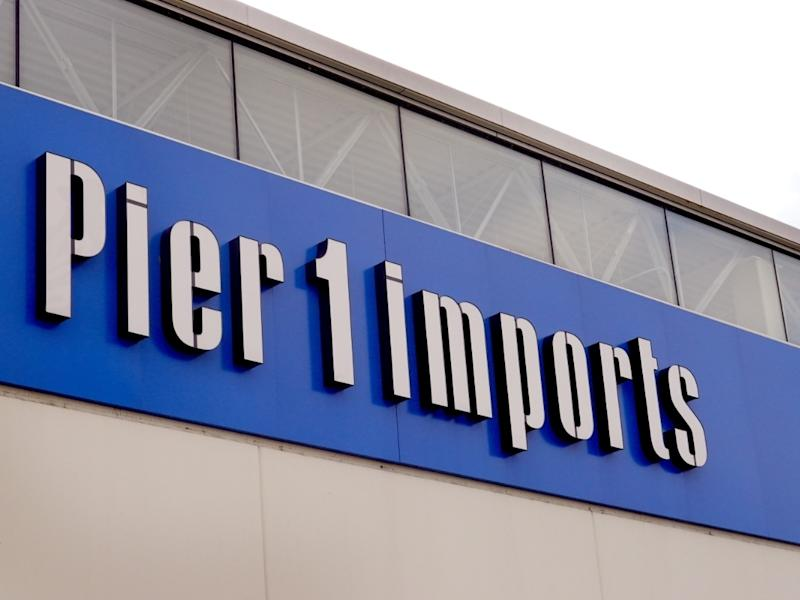 Pier 1 Imports will close all 541 stores.