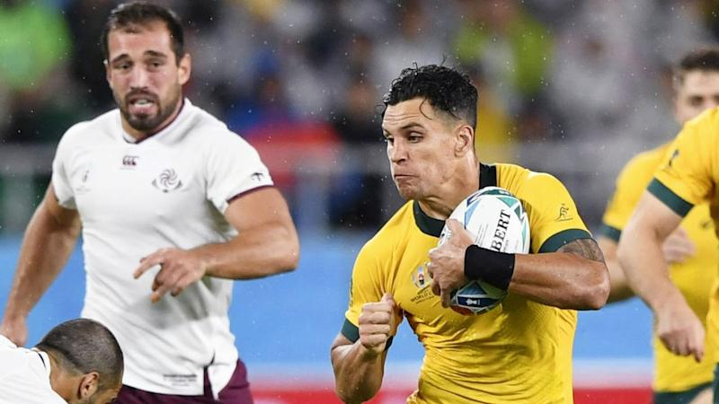 Rugby World Cup in Japan: Australia