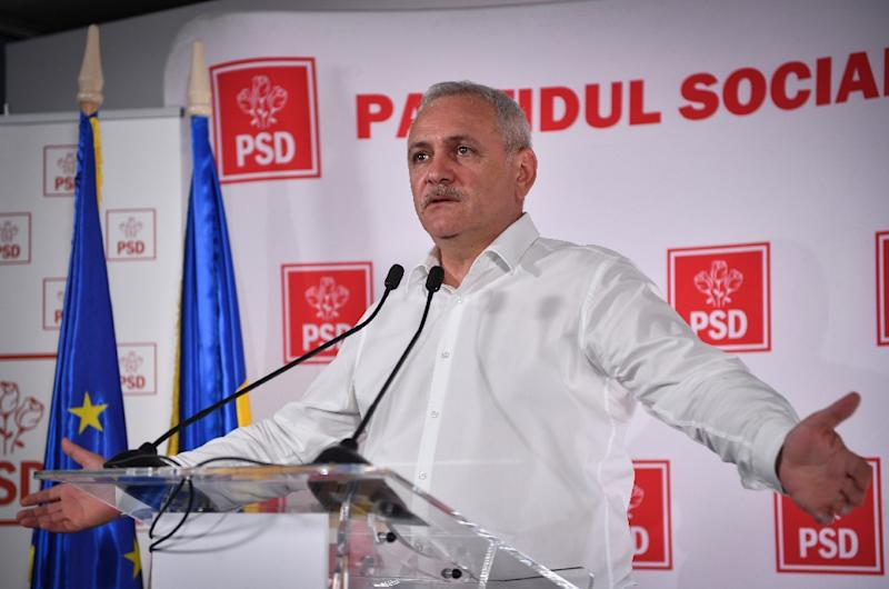 Liviu Dragnea began his jail sentence on Monday