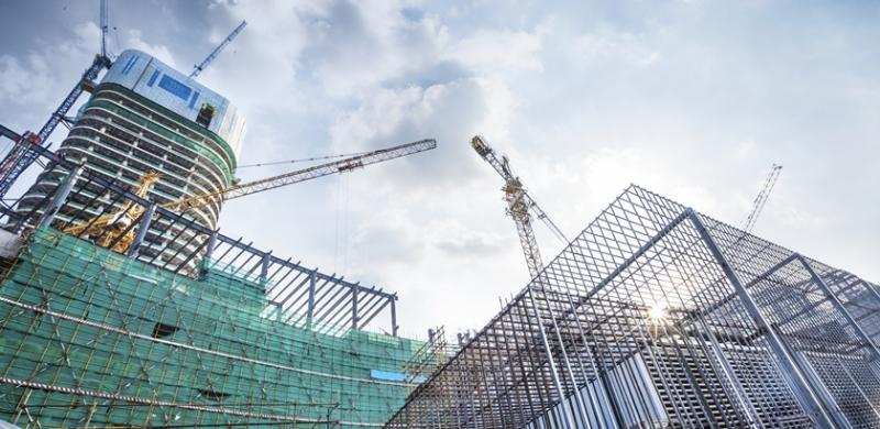 <p><img/></p>The weak construction sector is expected to drag Singapore's real GDP growth at a slower pace...