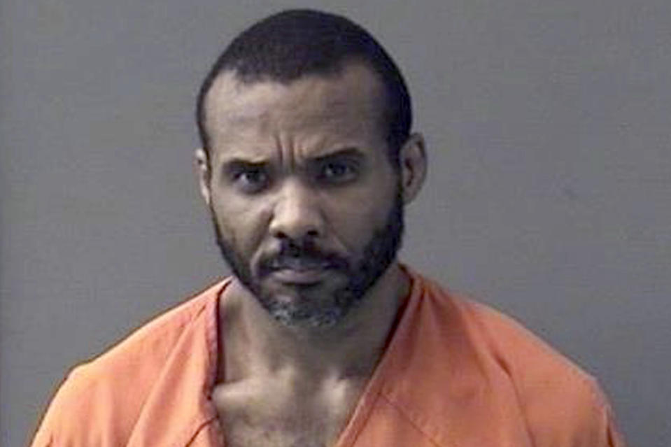 Prosecutors are seeking the death penalty for Cedric Marks in relation to the death of his ex-girlfriend and another man. (Bell County Sheriff's Office)