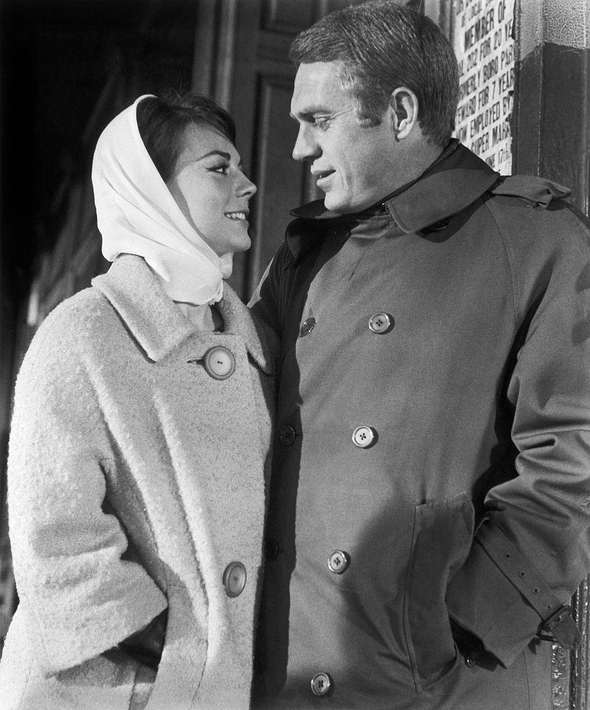 <p>One of Wood's most successful films was the 1963 movie <em>Love with the Proper Stranger, </em>which costarred Steve McQueen. </p>