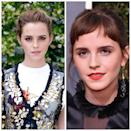 <p><strong>When: </strong>6 January 2018<br>From the famous pixie cut to her middle-parted tresses come the early noughties, Emma Watson is no stranger to switching up her hair. So fans were thrilled when the actress debuted her new cropped fringe on social media at the Bafta Tea Party. We even managed to sneak a closer look when Watson graced the red carpet at the 2018 Golden Globe Awards… <em>[Photo: Getty]</em> </p>