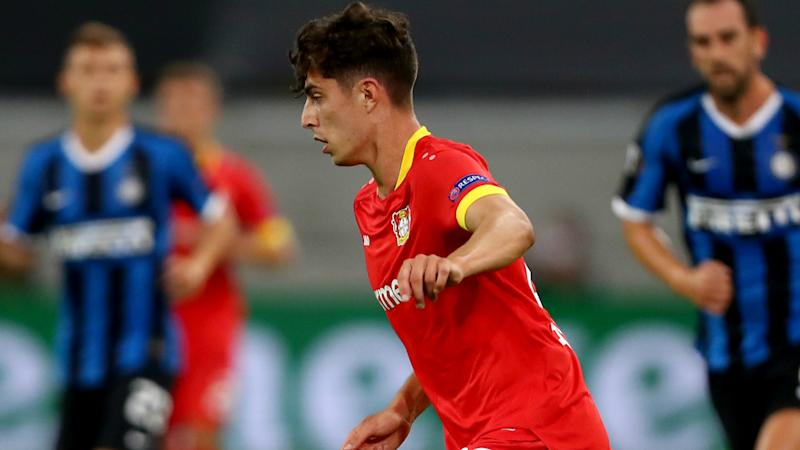 Havertz joins Chelsea in reported club-record £72m deal