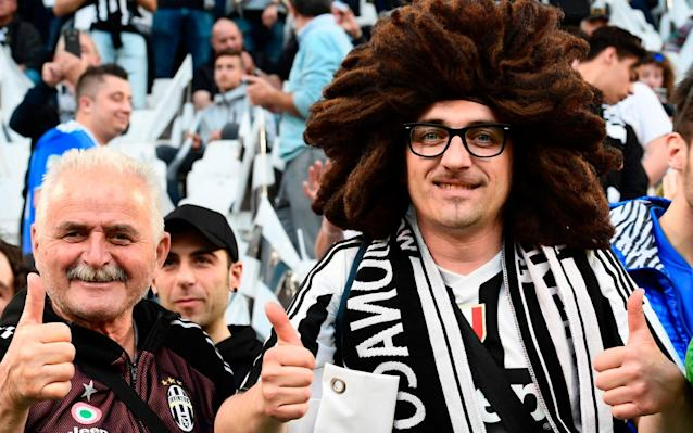Juventus fans will be flocking to Cardiff for their game against Real Madrid - AFP
