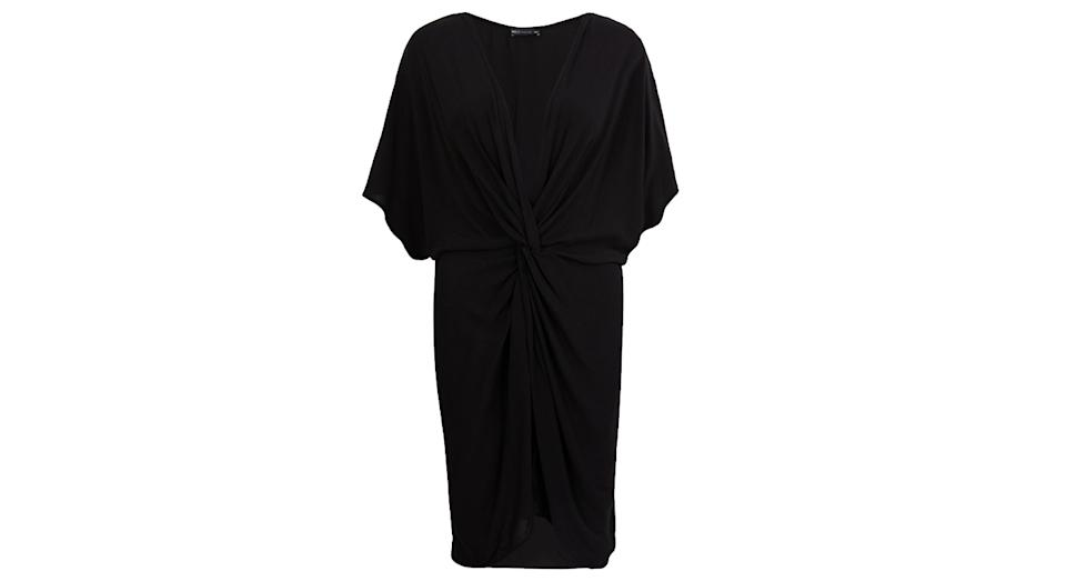 Twist Front Cover Up Kaftan