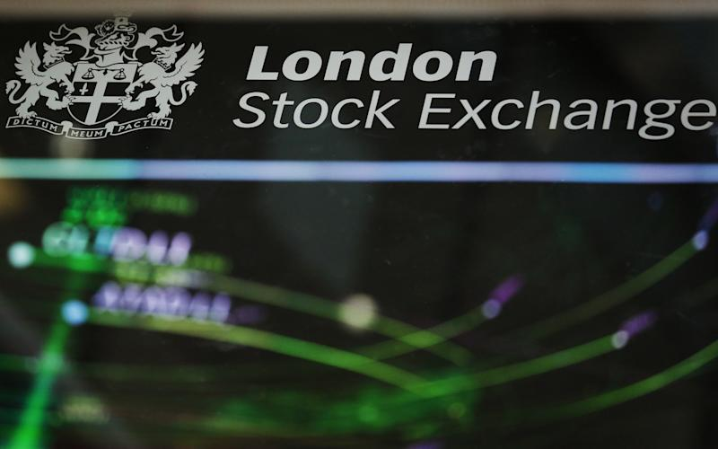 London Stock Exchange - Credit: Luke MacGregor