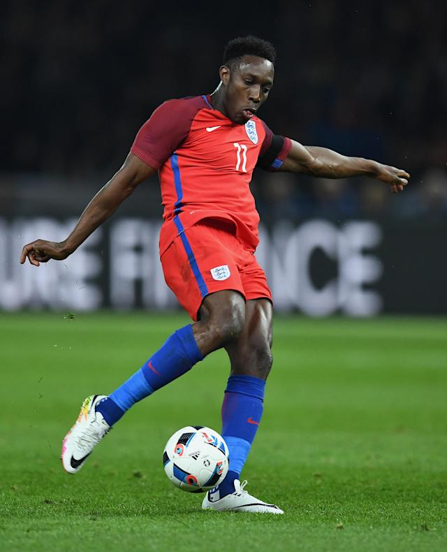 <p>Danny Welbeck<br>Age 27<br>Caps 37<br>Goals 15<br>Proud owner of a surprisingly impressive scoring record in the international arena but yet to nail down a role in the Southgate regime. Valued most for his tactical discipline and reliability but the Gunners forward may have to settle for a supporting slot.<br>Key stat: Has made six previous appearances at major international tournaments, scoring one goal against Sweden at Euro 2012. </p>