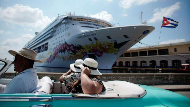 Trump Administration Restricts Us Travel To Cuba By Banning Group Tours Cruise Ship Port Calls
