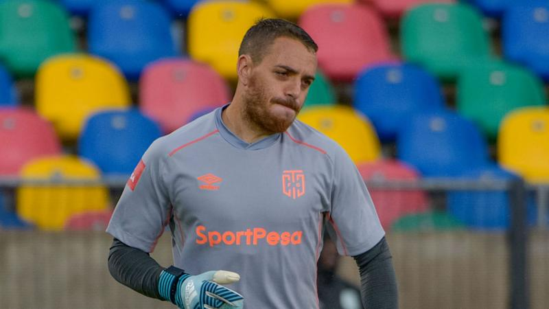 Stephens: Cape Town City part ways with goalkeeper
