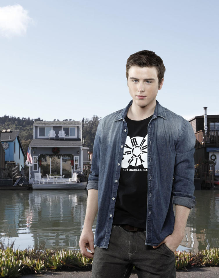 "ABC's ""Red Widow"" stars Sterling Beaumon as Gabriel Walraven."