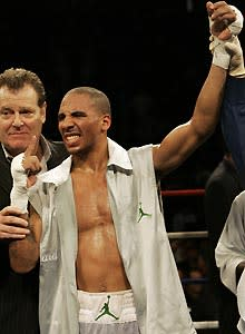 """Andre Ward is just one of the many stars who cut their teeth on Showtime's developmental """"ShoBox"""" series"""