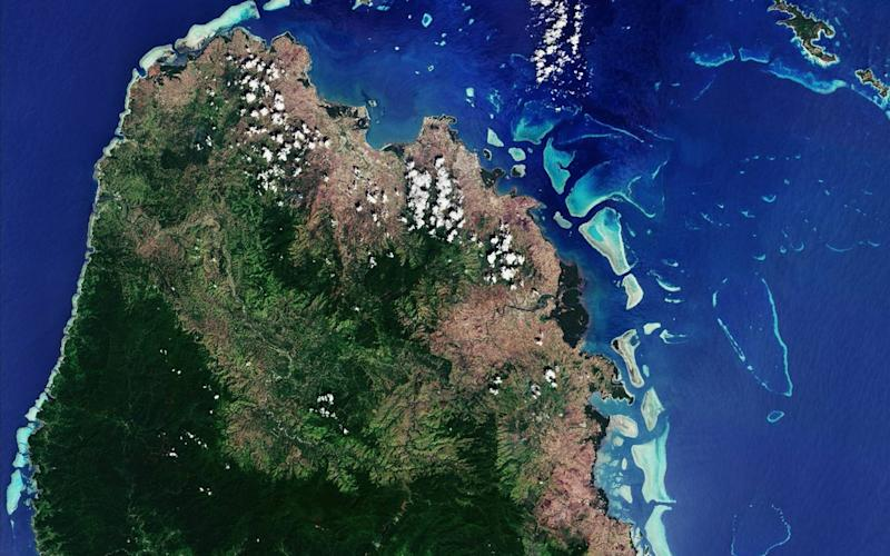 CommonSensing satellite image working on sustainable development in countries like Fiji, the Soloman Islands and Vanuatu - UK Space Agency