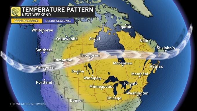 Snow storm on the way for Sudbury and northeastern Ontario