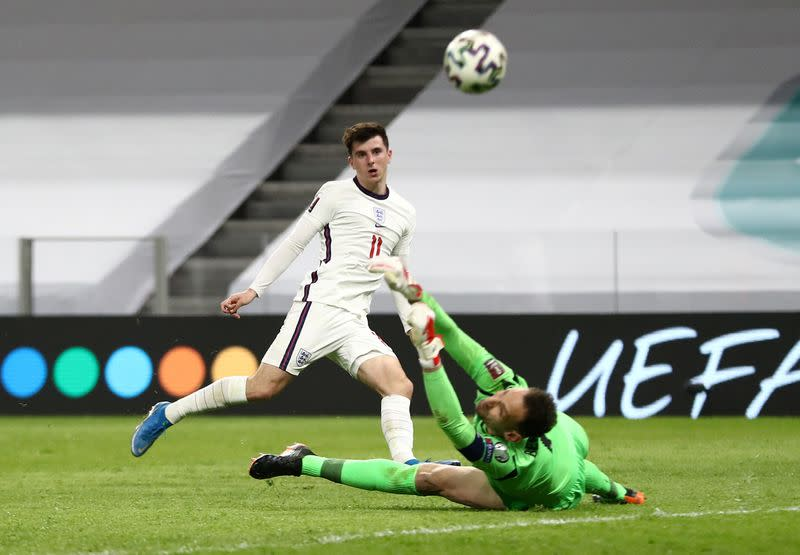 FILE PHOTO: World Cup Qualifiers Europe - Group I - Albania v England