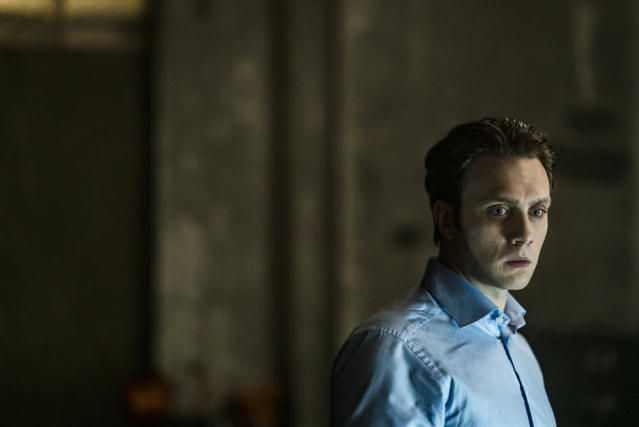 Martin Wallström as Tyrell Wellick (Photo: Michael Parmelee/USA Network)