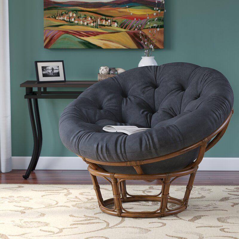 """<p><strong>Beachcrest Home™Beachcrest Home™</strong></p><p>wayfair.com</p><p><strong>$189.99</strong></p><p><a href=""""https://fave.co/36vO5Dr"""" rel=""""nofollow noopener"""" target=""""_blank"""" data-ylk=""""slk:Shop Now"""" class=""""link rapid-noclick-resp"""">Shop Now</a></p><p>Who said the groovy egg chair ever went out of style? This plush circular cushion is perfect for curling up in with a good book. </p>"""
