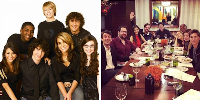 The Zoey 101 Cast Reunited After More Than A Decade And