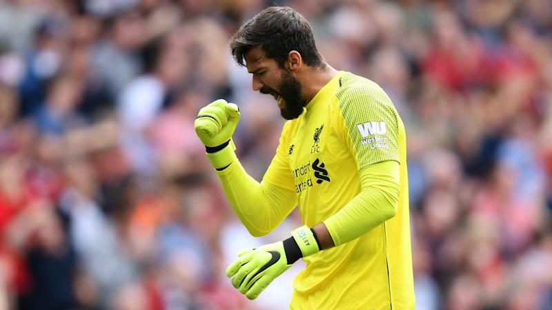 Alisson: Coutinho helped me choose Liverpool
