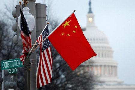 There are reports China is delaying USA  imports from entering the country