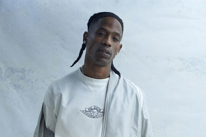 Mcdonalds Reveals A Commercial With Travis Scott And He S Wearing His Air Jordan 1