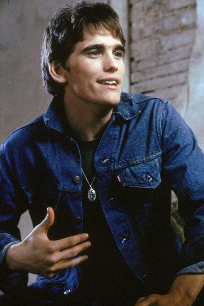 <p>TBT to English class when your hardest dilemma was deciding who was the hottest out of the Greasers while watching <em>The Outsiders</em>. Matt Dillion's portrayal of Dallas Winston in the 1983 film was swoon-worthy. </p>