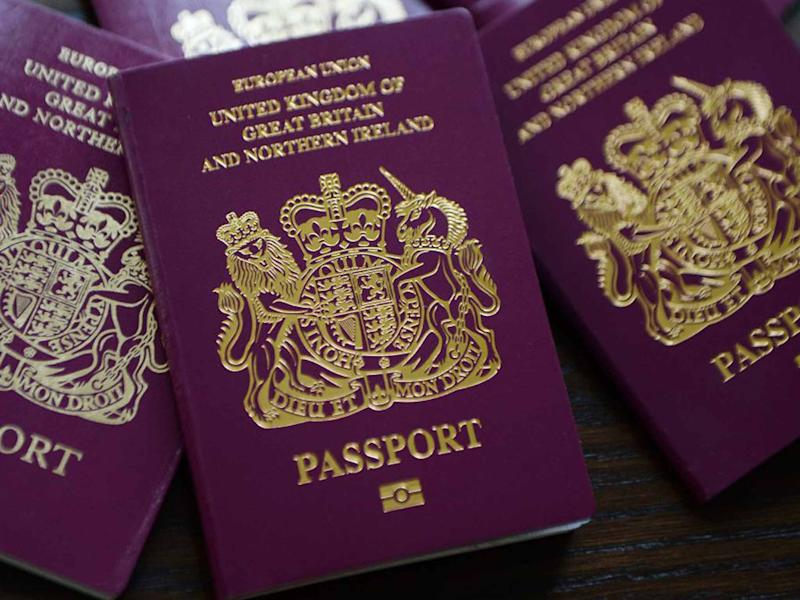 The Home Office is being urged to temporarily suspend the requirement of citizenship ceremonies in order to ensure thousands of people are not left in limbo (Stock)