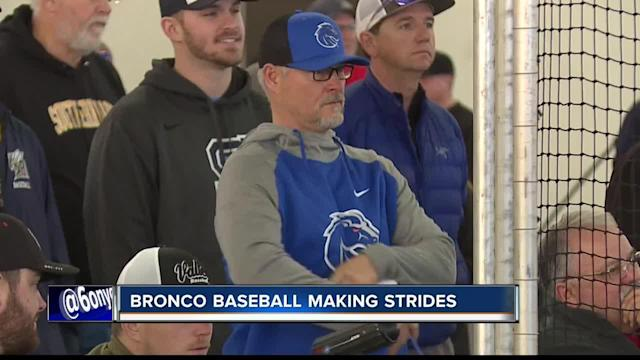 It's been roughly 8 weeks since Boise State named Gary Van Tol as their baseball coach at the university and since that day he has literally been hitting the ground running to start a baseball program from scratch.