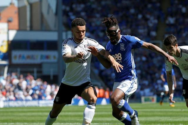 West Ham and Crystal Palace eye Fulham fullback Ryan Fredericks