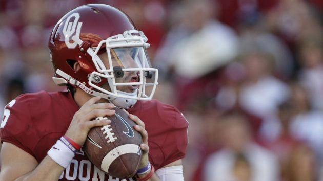 <p>2018 NFL Draft: Should Baker Mayfield be first QB selected?</p>