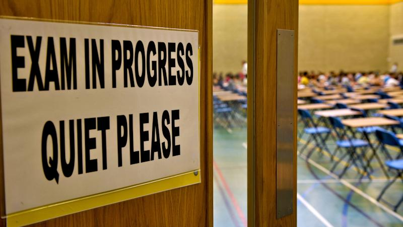 How will grades be awarded to GCSE and A-level students after exams cancelled?