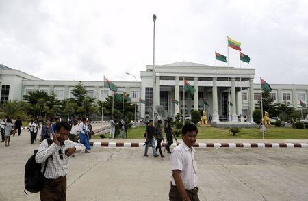 Myanmar ruling party chief sacked in power struggle with ...