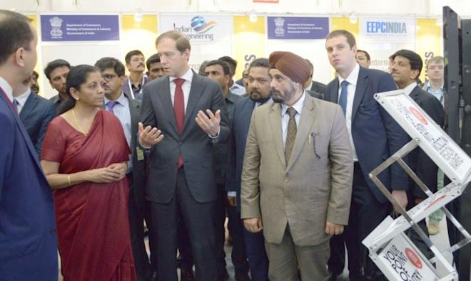 india trade, india engg exports, india external trade, india exports, india imports, nirmala sitharaman, IESS Chennai