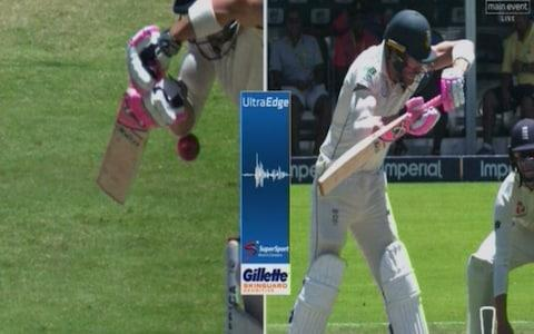 Not out decision remains - Credit: Sky Sports