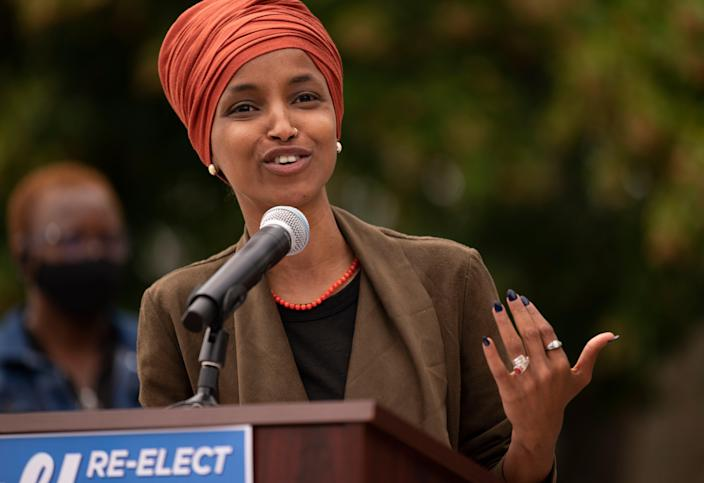 Ilhan Omar (Getty Images)