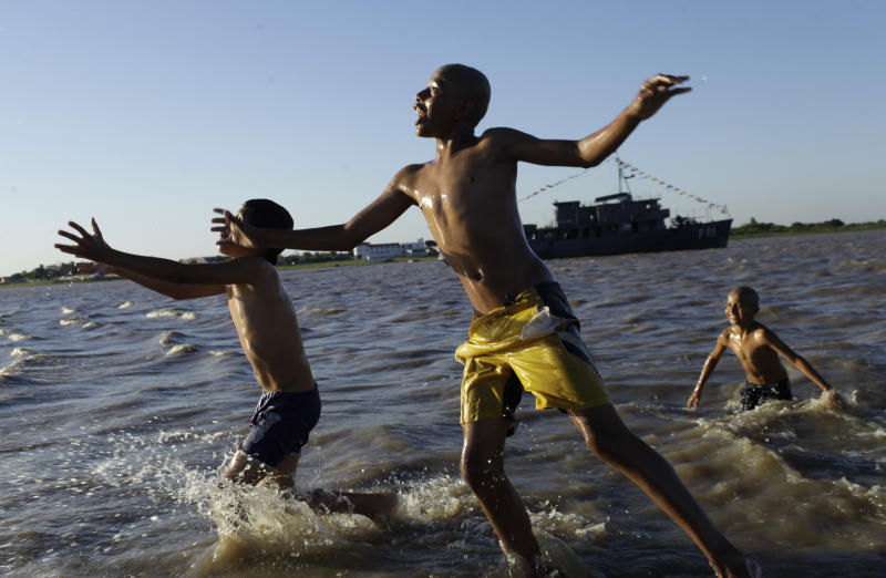 Latin Americans rank as happiest people on planet