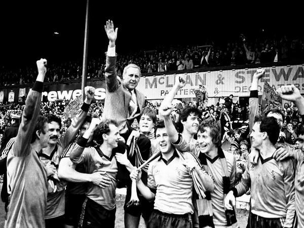 Jim McLean (Image: Dundee United FC's Twitter)