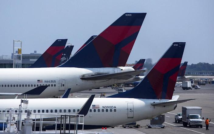 US airline Delta says it will review its acceptance policies for other hunting trophies with the appropriate government agencies and other organizations (AFP Photo/Eric Thayer)