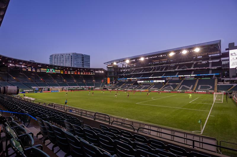 Portland Thorns vs. OL Reign reportedly rescheduled again due to poor air quality