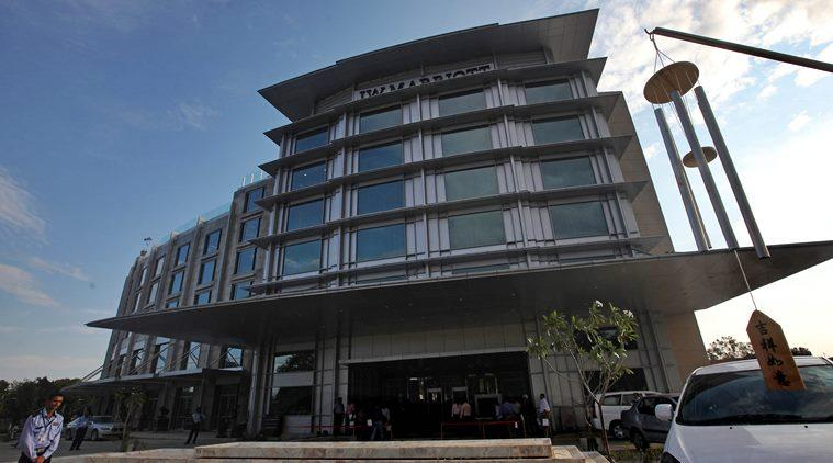 JW Marriott Chandigrah in trouble again: Excise dept seizes 34 liquor bottles without holograms