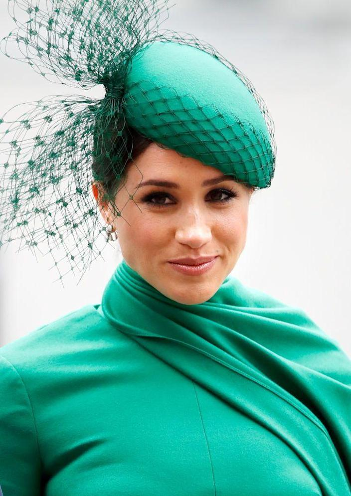 """<p>The Duchess of Sussex seems at home in the spotlight, sure, but her passion for activism and philanthropy is also a Leo trait. <a href=""""https://www.cosmopolitan.com/entertainment/celebs/a13994902/meghan-markle-tbt-fighting-sexist-dish-soap-commercial/"""" rel=""""nofollow noopener"""" target=""""_blank"""" data-ylk=""""slk:Meghan first became an activist at age 11"""" class=""""link rapid-noclick-resp"""">Meghan first became an activist at age 11</a> when she sent letters objecting to a sexist commercial—and got it changed.</p>"""