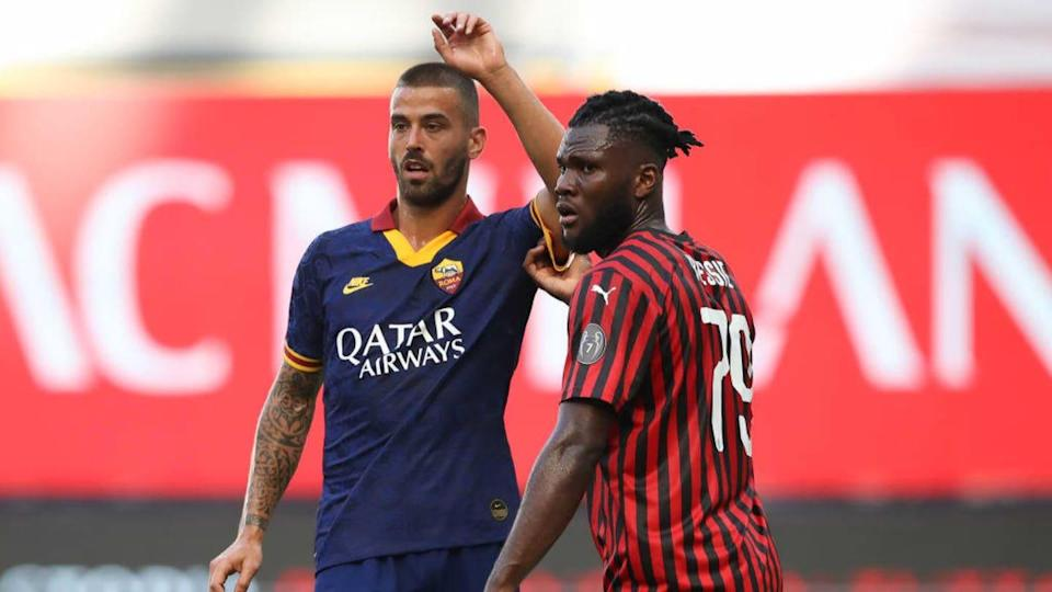 AC Milan v AS Roma - Serie A | Jonathan Moscrop/Getty Images