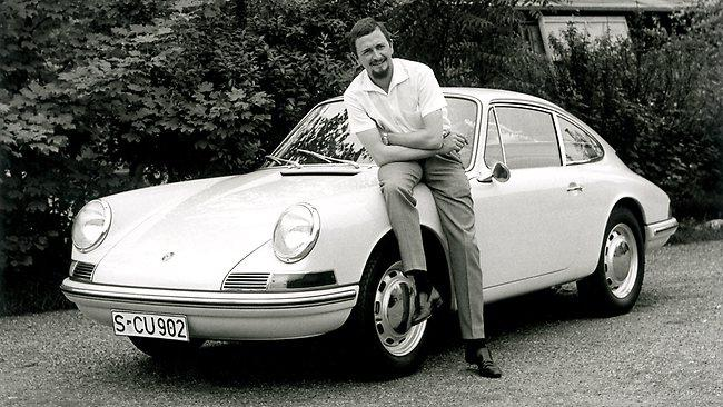 Introduced at the 1963 Frankfurt Motor Show, Ferdinand Alexander's Porsche 901 had its name changed to 911 due to trademark claims from Peugeot, who objected to models using three-digit numbers with a 0 in the middle.