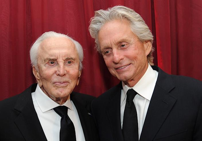 Actor Kirk Douglas, whose career spanned more than 60 years, died on February 5, 2020. He was 103 years old.