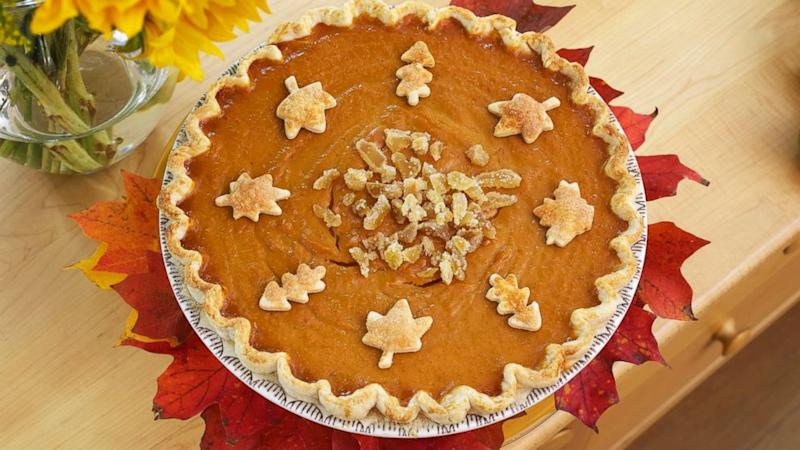 Which Thanksgiving Foods Will Pass Airport Security