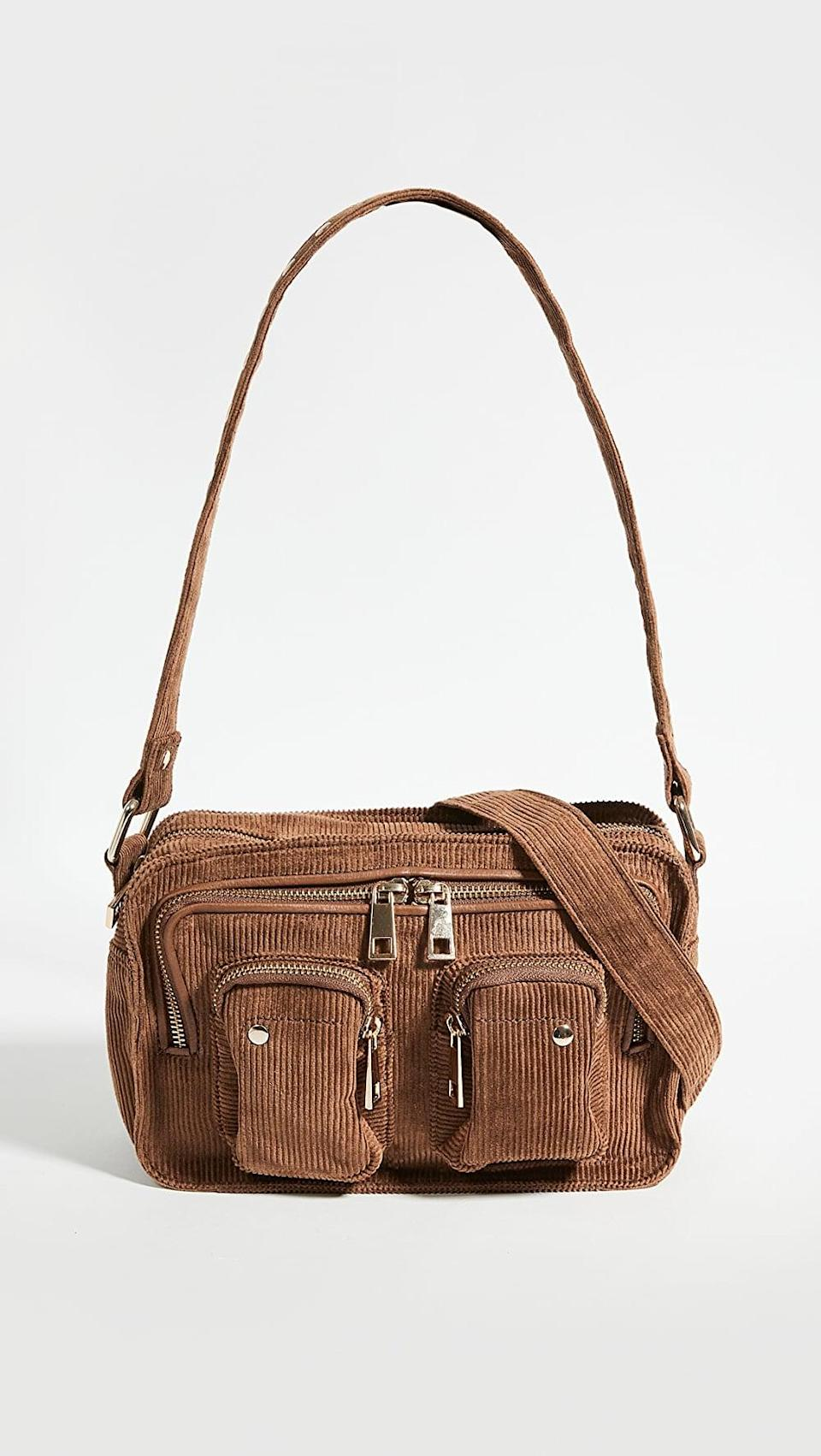 <p>This <span>Nunoo Ellie Crossbody Bag</span> ($111) is an awesome staple piece.</p>