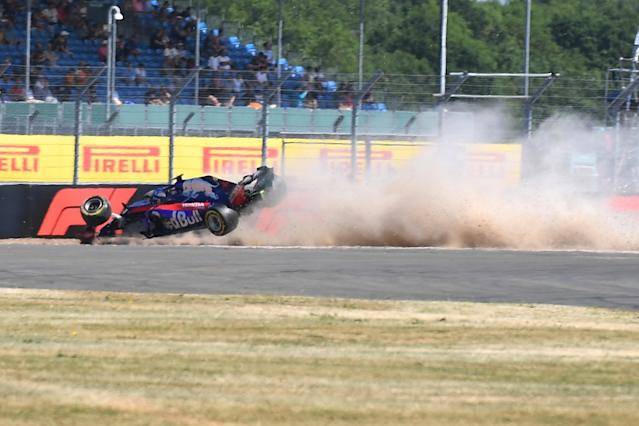 Crash damage cost Toro Rosso more than €2m