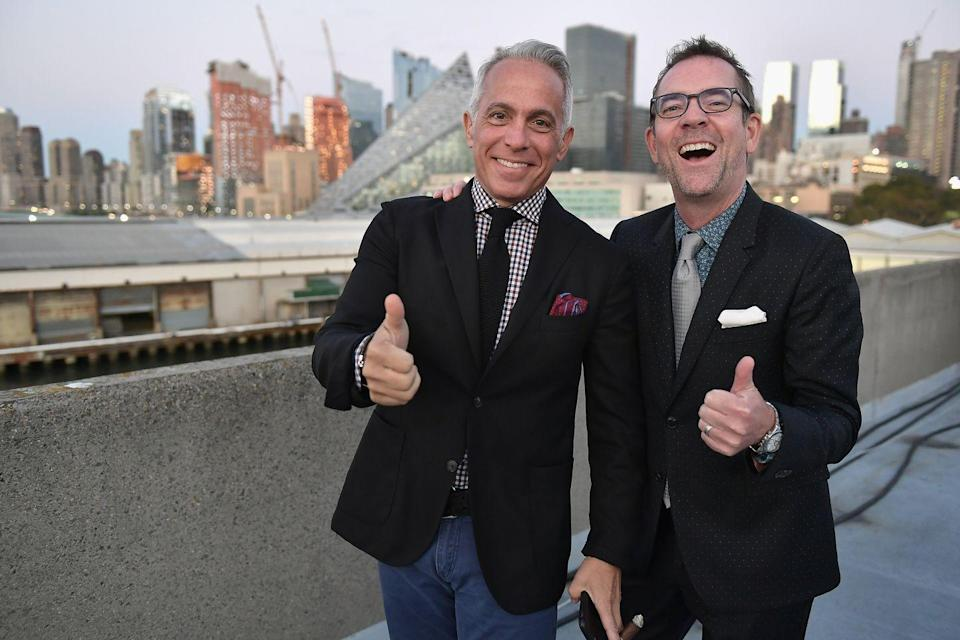 """<p>The judges and host Ted Allen are known for keeping up with the former contestants. <a href=""""https://www.foodnetwork.com/fn-dish/shows/2013/05/ted-allen-talks-to-fans-of-chopped-on-facebook"""" rel=""""nofollow noopener"""" target=""""_blank"""" data-ylk=""""slk:According to Allen"""" class=""""link rapid-noclick-resp"""">According to Allen</a>, former <em>Chopped</em> chef Vinson Petrillo has a restaurant in his New York City neighborhood and Josh Lewis is now <a href=""""https://tv.avclub.com/what-it-s-like-to-compete-in-the-chopped-kitchen-1798277081"""" rel=""""nofollow noopener"""" target=""""_blank"""" data-ylk=""""slk:a chef at Amanda Freitag's restaurant"""" class=""""link rapid-noclick-resp"""">a chef at Amanda Freitag's restaurant</a>, Empire Diner. </p>"""