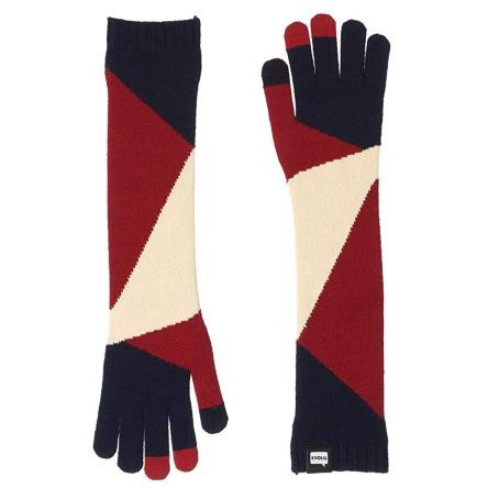 ZIG-ZAG Evolg Touch Screen Gloves Knit One Size Fits All. (Photo: Amazon)