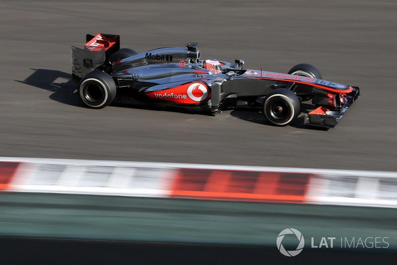 "2013: McLaren-Mercedes MP4-28<span class=""copyright"">Sutton Motorsport Images</span>"